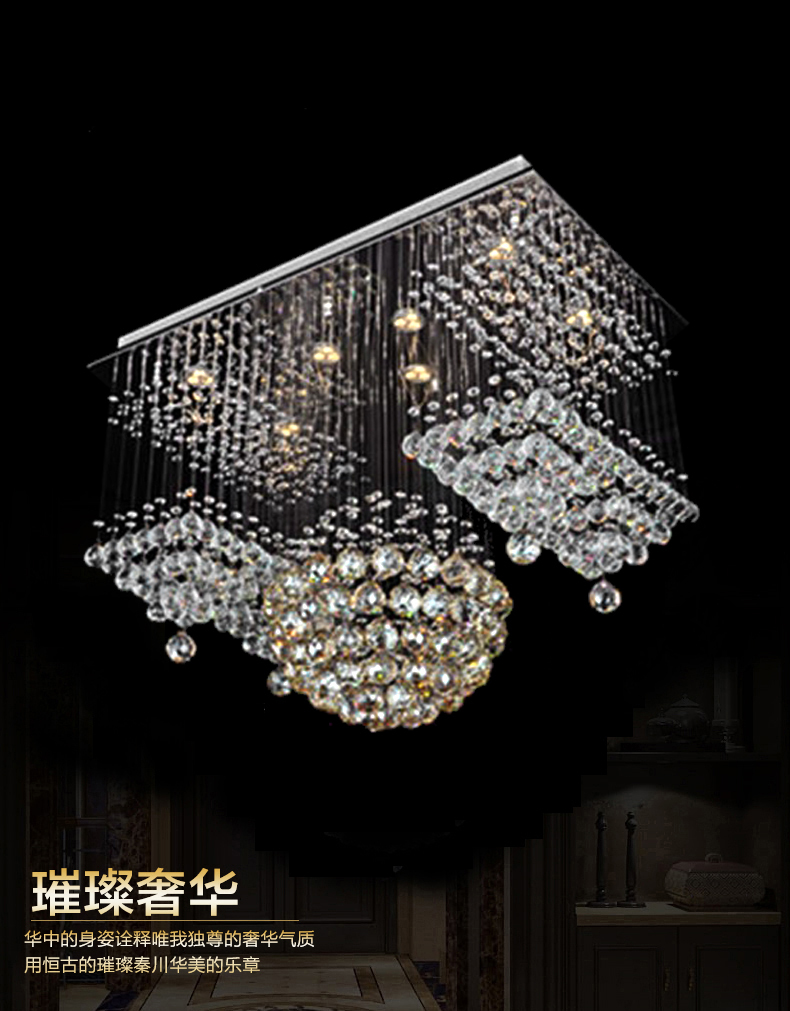 New large modern chandeliers lustre hotel lobby crystal chandelier 24 11 9 arubaitofo Images