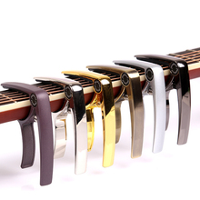 Acoustic Electric Guitar Capo Classical guitar capo for Acoustic Electric Guitar Guitar High Standard Zinc Material