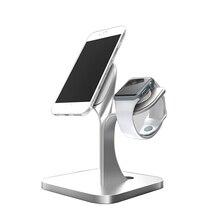 Микро-Всасывания Сотовый Телефон Стенд Desktop Держатель двусторонняя доступны Зарядки Док-Станция для Apple Watch/Iphone/Смартфонов