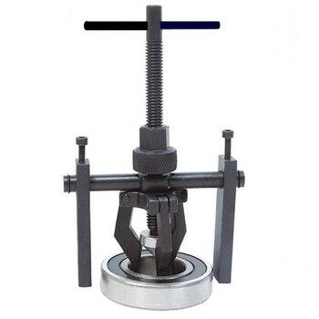 цена на YAQUICKA 1 set Car Motor Automotive flywheel For Car Wheel 12-58mm 3-Paw Pilot Bearing Puller Bushing Gear Extractor Tool Kit