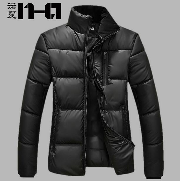 2016 new winter coat parka jacket young men Slim Down jacket tide thick winter jacket leisure fashion duck down coats