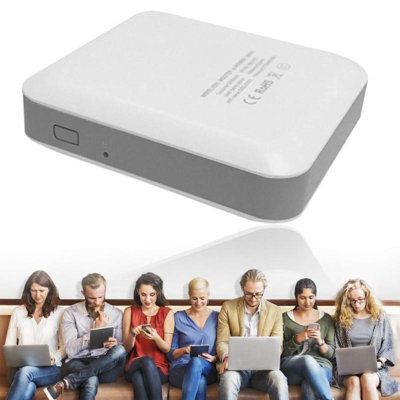 Portable 4G/3G Mini Wifi Router Dongle 150Mbps Wireless Receiver Mobile Hotspot Qualcomm Dual Core Platform And WIFI Scheme