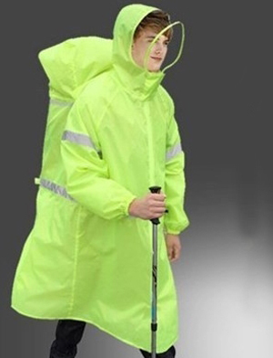 Aliexpress.com : Buy Backpack Cover One piece Raincoat rain gear