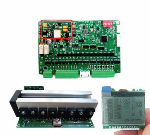147S Lithium Li-ion LiFePO4 LTO Lipo Battery Protection Board 200A 150A 100A 50A BMS Balance Bluetooth APP 14S 21S 24S 32S 48S
