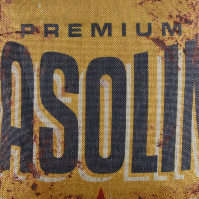 Gasoline Cushion Cover 4