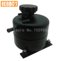 CNC Radiator Coolant Expansion Alloy Tank For 02 06 R53 MINI Cooper S And 05