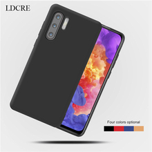 For Huawei P30 Pro Cover Case Matte TPU Soft Coque Fundas Back Phone