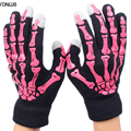 FDNWB - Knitted Glove Outdoor Wrist Fitness Hand Gloves for Women/men Unisex for Iphone/ipad 5 Colors Touchable Screen Gloves