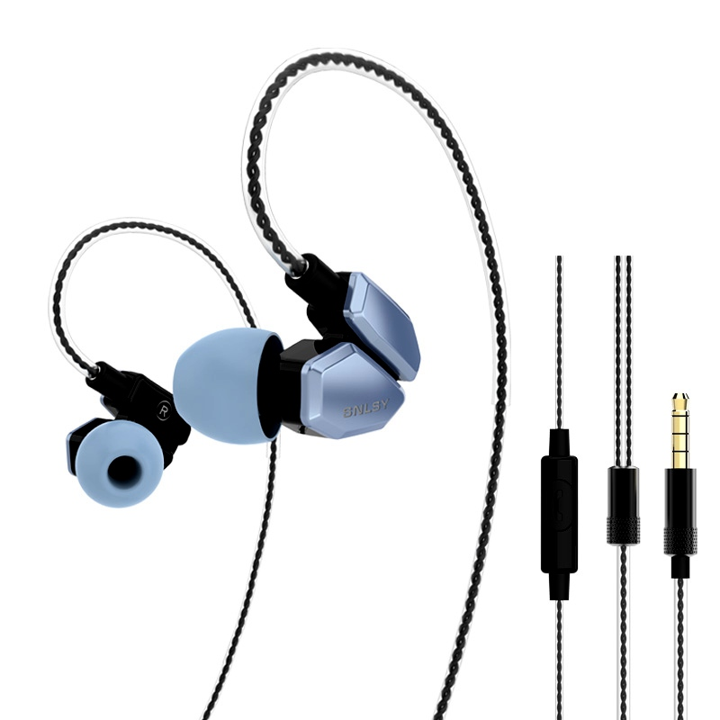Wired Earphone  High Quality 3.5mm In-ear Sport Earphones Super Bass Hifi Running Earbuds Stereo Earpod for iPhone Samsung Xiaom hot sale pro good sound quality gift box hifi hd high end bass stereo music universal in ear wired 3 5 mm earphone for mp3 mp4