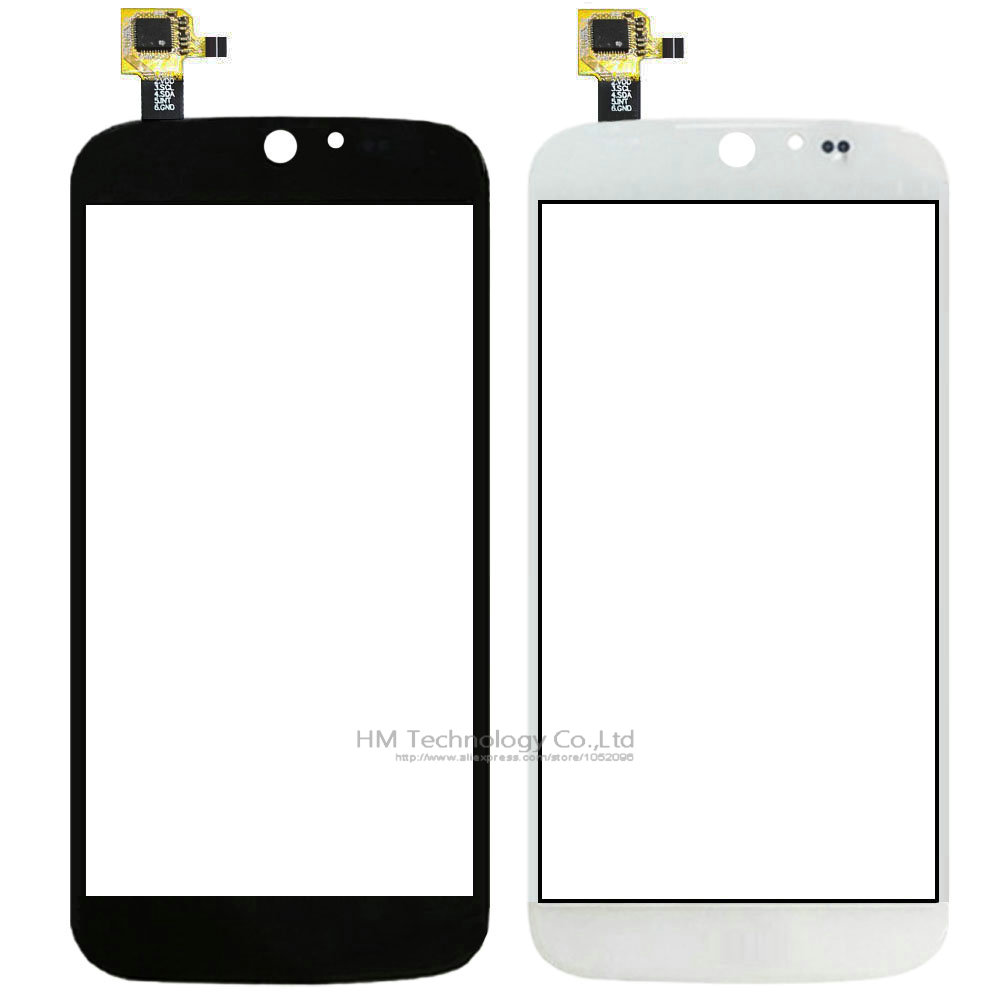 5 0 Black White TP for Acer Liquid Jade S55 Touch Screen Digitizer Glass Panel Replacement