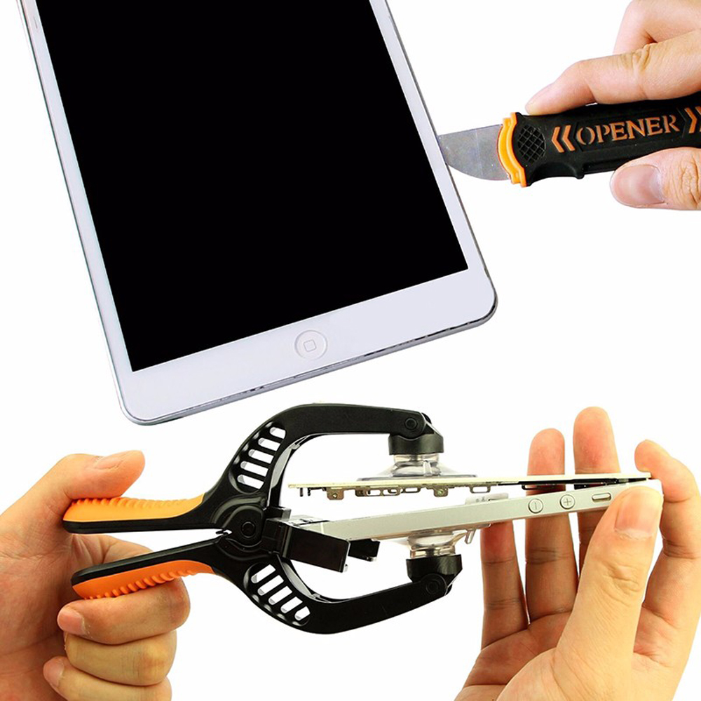 Electronic Android Phone Screen Repair online buy wholesale android screen repair from china jakemy jm op14 2 in 1 mobile phone tablet lcd seperator pliers and metal