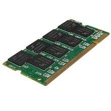 2×1 ГБ 1 Г Памяти RAM Памяти PC2100 CL2.5 DDR 200-контактный DIMM 266 МГц для Ноутбука Ноутбук
