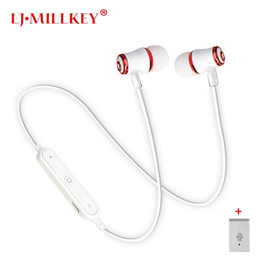 Wireless Bluetooth Earphones Waterproof IPX5 earphone Sport Running Headset Stereo Bass Earbuds Handsfree With Mic RBD001