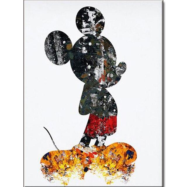 5D Diy Berlian Lukisan Silang Stitch Kartun Penuh Persegi Berlian