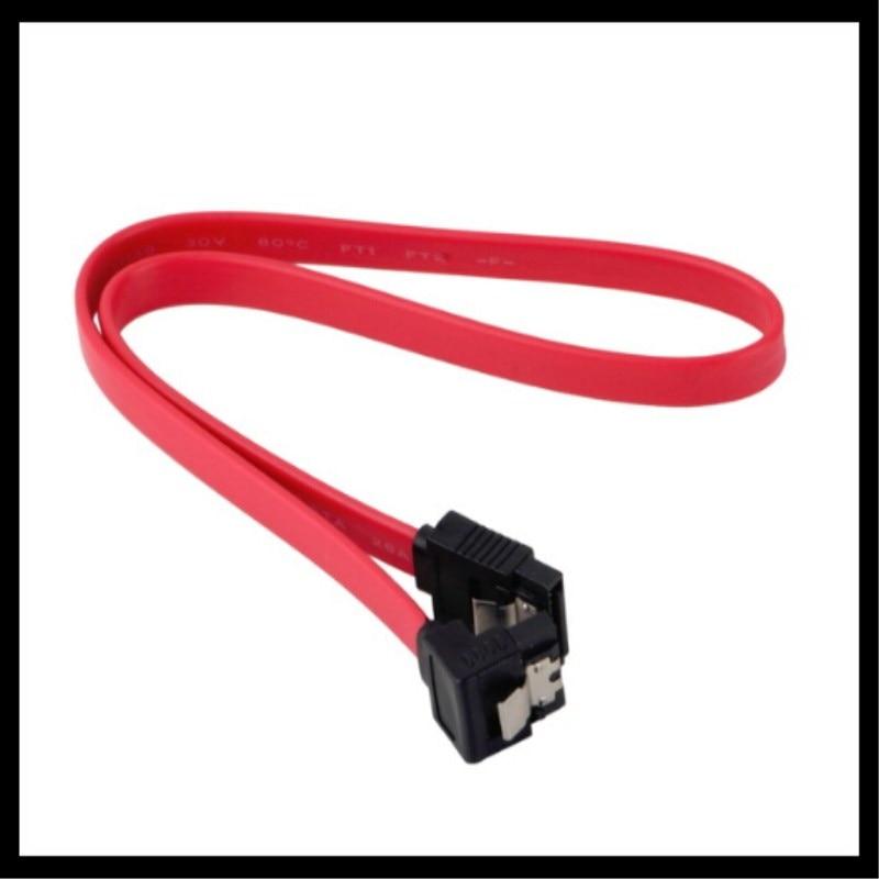 100 pièces 45 cm SATA vers SATA câble de données ATA RAID SATA données HDD câble