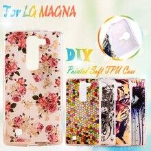 Silicone Phone Case For LG Optimus G4 Mini LG Magna C90Y90 Volt 2 LS751 G4C H525N H520N H500N H502F H500F H522Y H500F Case Cover