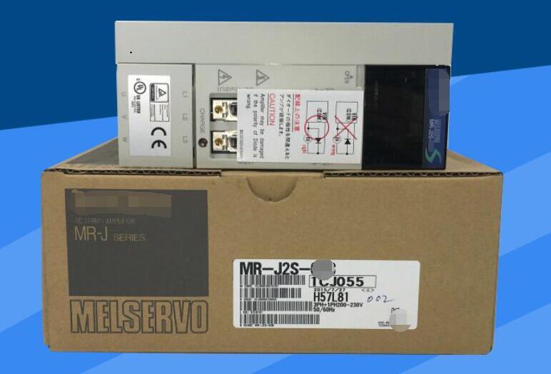 New original AC servo drive MR J2S 20BIndustrial Computer & Accessories   -