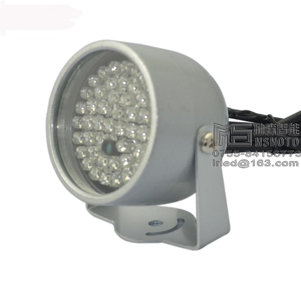 10pcs/lot 48 LED IR illuminator CCTV Infrared Night Vision Light For Surveillance Camera