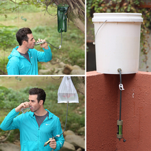 Mini Water Filter System Outdoor Survival Tool