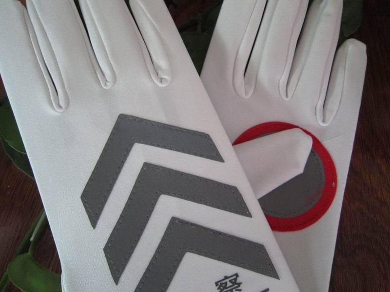 Envío gratis seguridad trabajo guantes reflectantes calidad spandex - Juegos de herramientas - foto 3