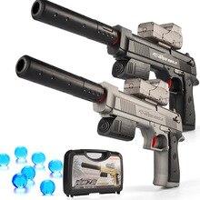 Электрический Пистолет Desert Eagle Пистолет Пневматического Оружия Пистолет Пейнтбол Waterpaint Игрушечный Пистолет Пистолет Модель Airsoft Модель Пистолеты для Детей Подарок