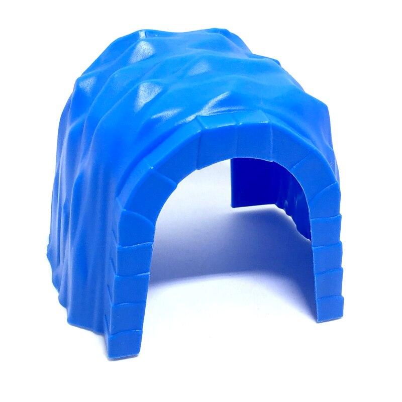 P111 Бесплатная доставка синий маленькая пещера Томас трек забавная игра сцены специальный трек Интимные аксессуары дети трек игрушки