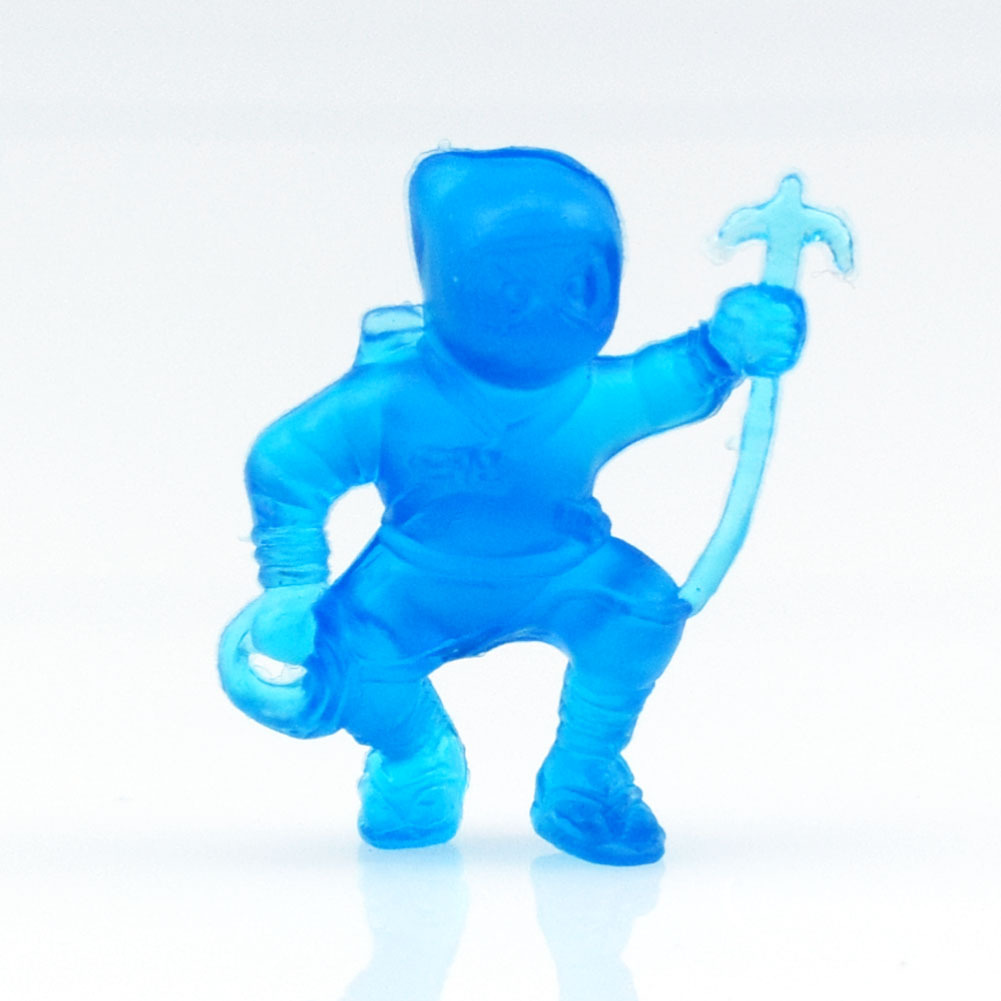 20pcs lot 2 5CM PVC Mini Colorful Ninja Model Toy for Kids Gift Random Colors in Action Toy Figures from Toys Hobbies