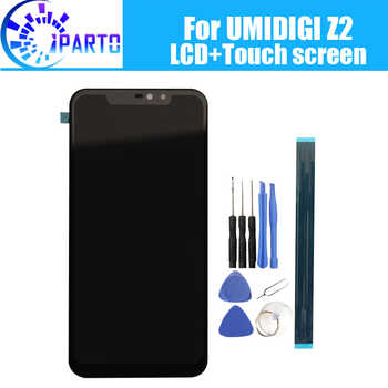 6.2 inch UMIDIGI Z2 LCD Display+Touch Screen 100% Original Tested LCD Digitizer Glass Panel Replacement For UMIDIGI Z2 - DISCOUNT ITEM  0% OFF All Category
