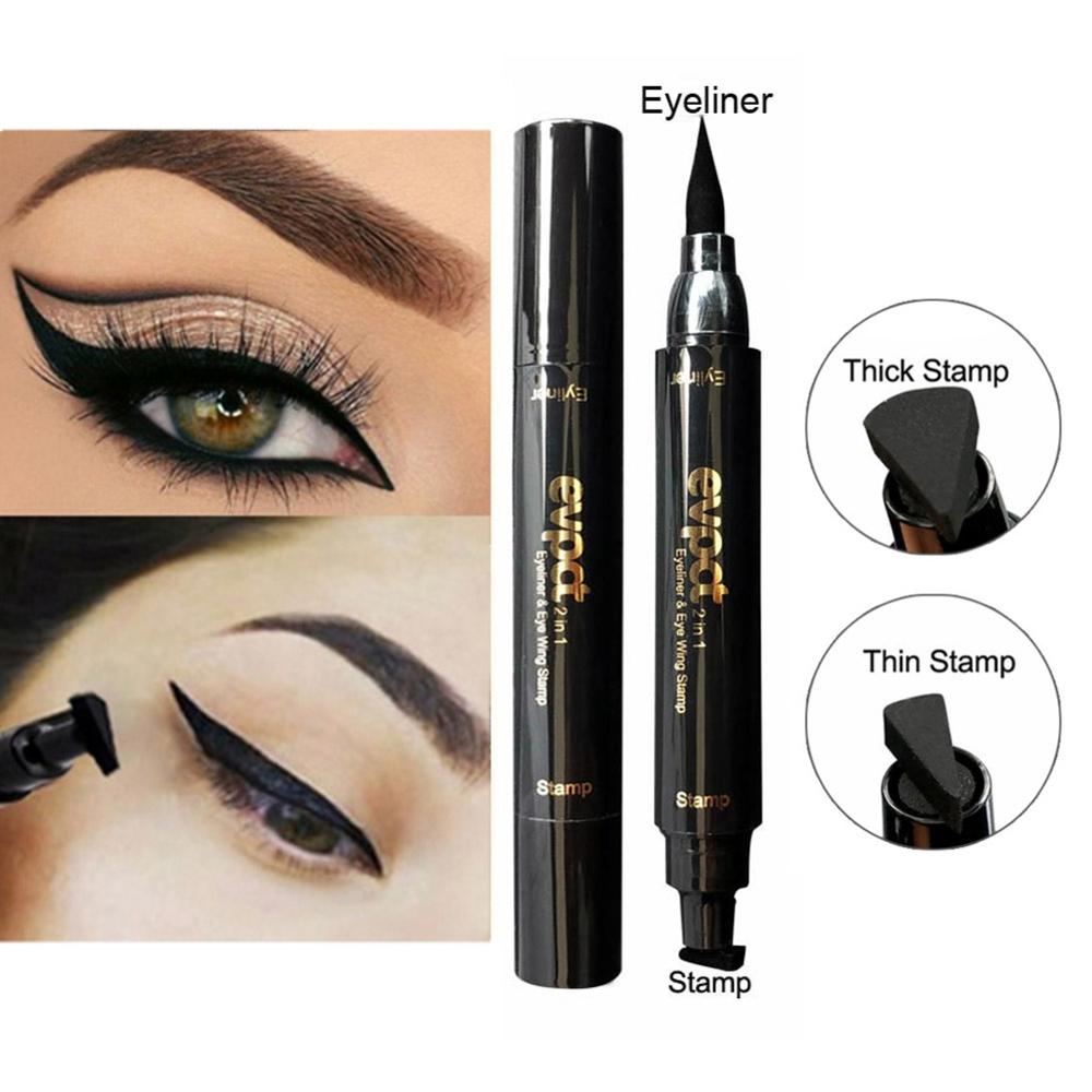Eyeliner Able Miss Rose Brand Makeup Liquid Eyeliner Pencil Quick Dry Waterproof Black Eye Liner With Seal Stamp Beauty Eye Pencil #250047 Back To Search Resultsbeauty & Health