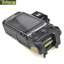 D5100 Rear Back Cover With LCD And Key Button Camera Repair Parts For Nikon цены онлайн