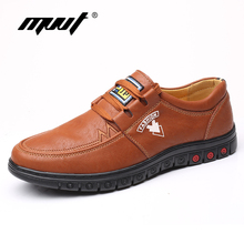 Купить с кэшбэком 2019 Spring Microfiber Leather Casual Shoes Men Loafers Lace Up Men Shoes Flats Comfortable Men Autumn Shoes Leather Moccasins