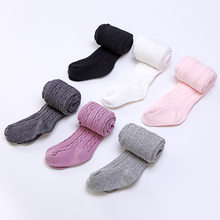 b49ef1c0b075d2 New Arrival Baby Girl Cotton Candy Color Pink Purple Grey Black White Tights  Fashion Stripe Leggings