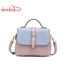 luxury handbags Women Female Shoulder Crossbody Bags designer Ladies Pu Leather Top-handle Messenger Bags Belt Decoration New