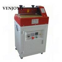 Revestimento esparadrapo da colagem da máquina do derretimento quente 31cm para o couro  papel 220 v Machine Centre     -
