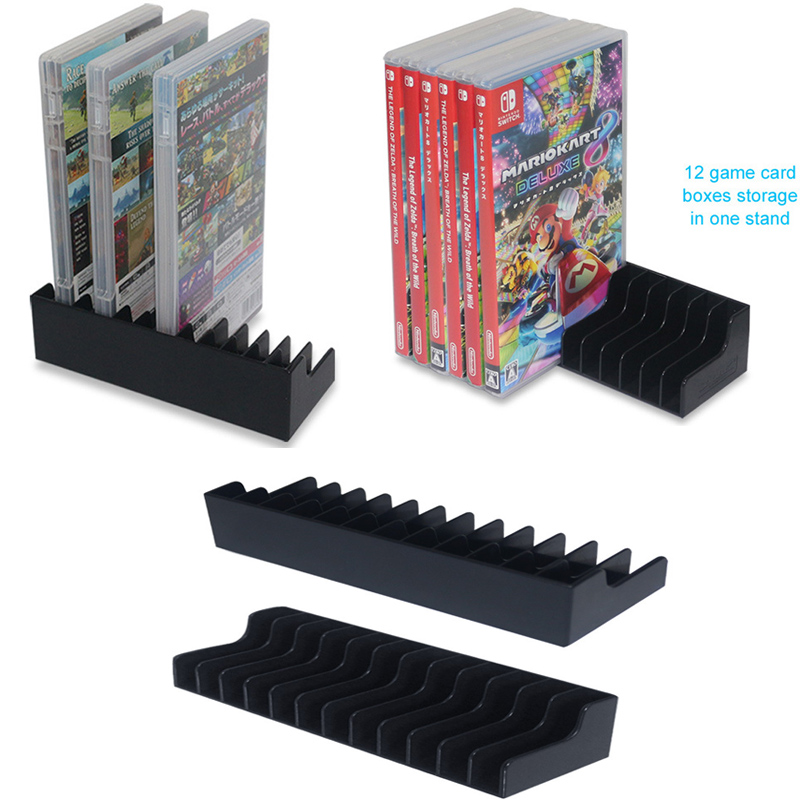 2pcs Lot Game Card Box Storage Stand Cd Disk Holder Support For Nintendo Nintend Switch Ns For 24pcs Cd Disks Or Card Holders Holder Cd Holder Forholder Stand Aliexpress
