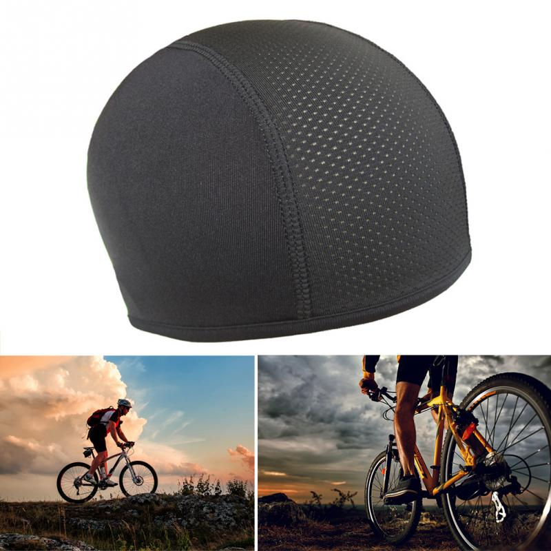 Hot Sale Anti-UV Anti-sweat Quick Dry Helmet Cycling Cap Sports Hat Motorcycle Bike Riding Bicycle Cycling Hat Unisex #H10*