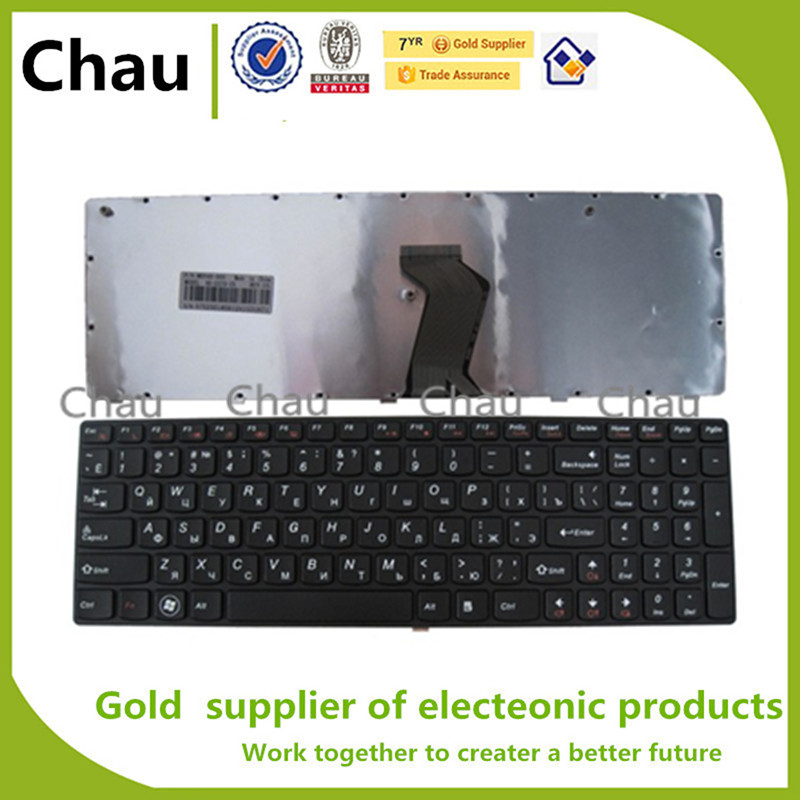 New For Lenovo G575 G570 Z560 Z560A Z560G Z565 G570AH G570G G575AC G575AL G575GL RU Version Keyboard