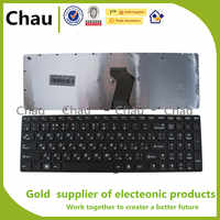 Nuevo para Lenovo G575 G570 Z560 Z560A Z560G Z565 G570AH G570G G575AC G575AL G575GL RU versión teclado