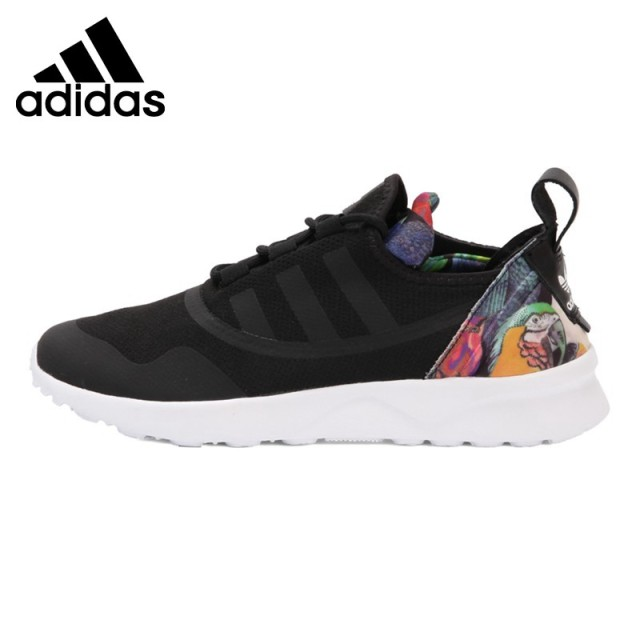 ad1783fb724 Original New Arrival 2017 Adidas Originals ZX FLUX ADV VIRTUE Women s  Skateboarding Shoes Sneakers
