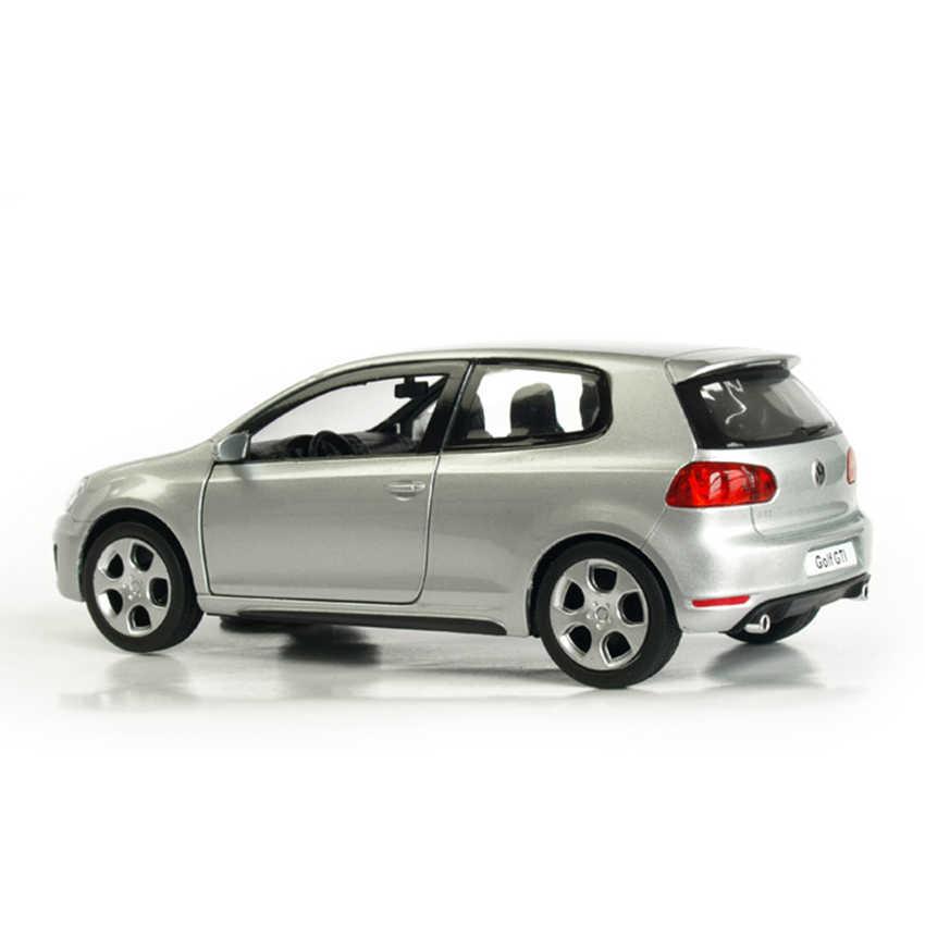 R Golf GTI 1:36 Spielzeug Geländewagen Legierung Zurückziehen Mini Car Replica Autorisierten Von Der Ursprünglichen Fabrik Modell Spielzeug akustooptischen kinder