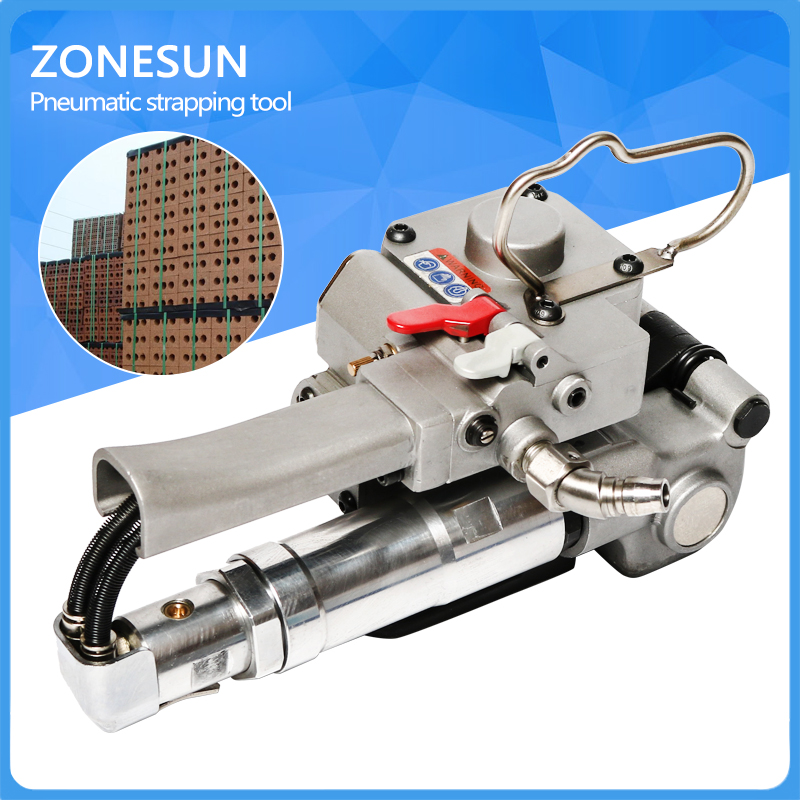 XQD-25 Pneumatic PP&PET Strapping Machine for 19-25MM Hot melt strapping machine rushdie salman haroun and luka