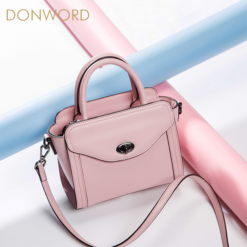 New Korean leather handbags casual fashion shoulder bag Messenger bag leather small square bag women s korean style leather zipper buckle scrub bag fashion casual horizontal bag leather shoulder diagonal bag