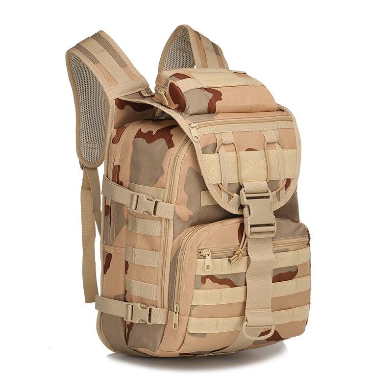 Nouveauté hommes en plein air armée militaire Trekking sac à dos sac à dos Molle Camping sacs tactique assaut voyage sac à dos