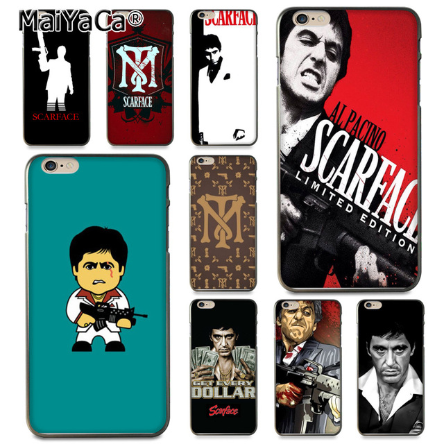 coque scarface iphone 8 plus