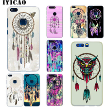 купить IYICAO Dream catcher Hard Case for Huawei Honor 6A 6C 7A 7C 7X 8 8X 9 10 20 9X Lite Pro Honor Play Note 10 View 20 дешево
