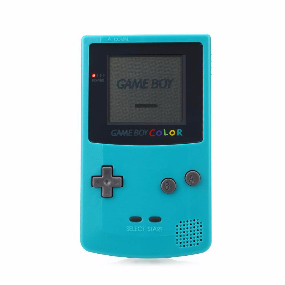 Game boy color quanto custa - Game Boy Color New New Original For Game Boy Color Clear Green Handheld System Consoles