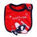 Adorável Bonito Padrão Dos Desenhos Animados Da Criança Do Bebê Impermeável Saliva Toalha Babadores Para Bebês de Algodão Do Bebê Da Menina do Menino Infantil Bebê Babadores Saliva Toalha Recém-nascidos