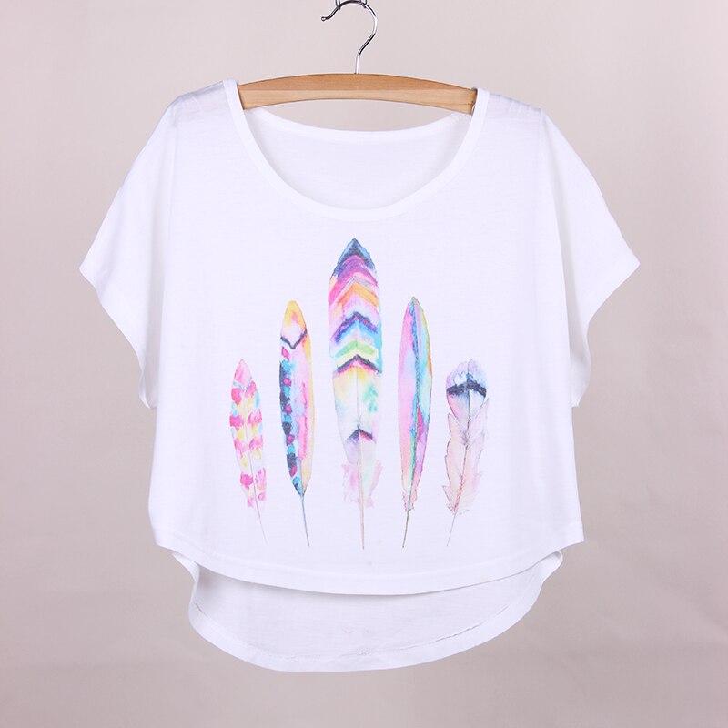 Novelty Design Plus Size T Shirt Women