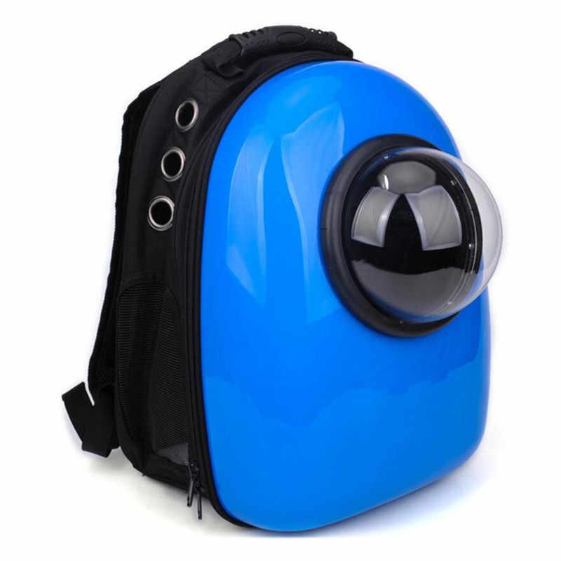 Pet Space BagPortable Travel กระเป๋าใส่สัตว์เลี้ยงกระเป๋าเป้สะพายหลัง Space Capsule Bubble ออกแบบกระเป๋าเป้สะพายหลังกันน้ำสำหรับ Cat และสุนัขขนาดเล็ก