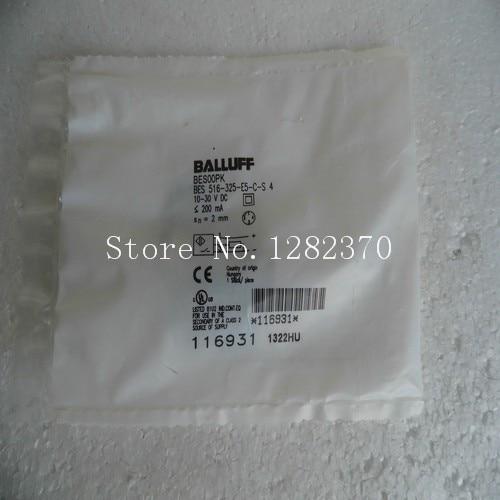 New original authentic BALLUFF sensor switch BES 516-325-E5-C-S4 spot 116931 --2PCS/LOT dhl ems for ball uff bos 18k ps 1lqk e5 c s4